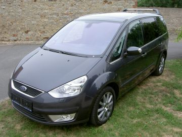 Ford Galaxy 2.0TDCi - Ghia,xenony,DVD media,navi