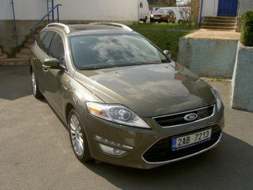 Ford Mondeo 2.0TDCi - Titánium X,combi,xenony,ČR