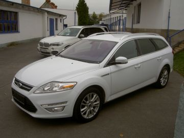Ford Mondeo 2.0TDCi - Titánium ( 120kW )