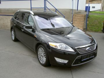 Ford Mondeo 2.0TDCi - Ghia